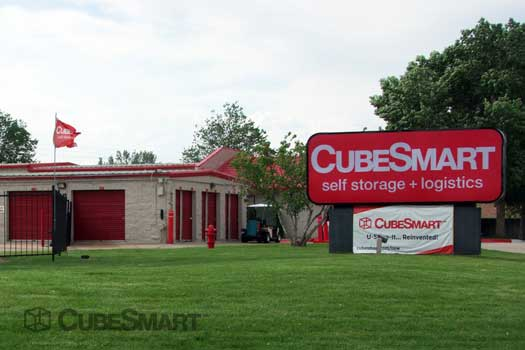 CubeSmart Self Storage in Golden
