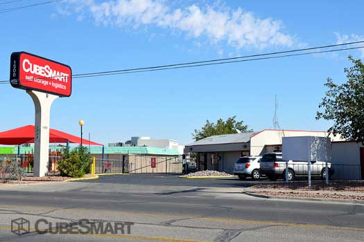 CubeSmart Self Storage in El Paso