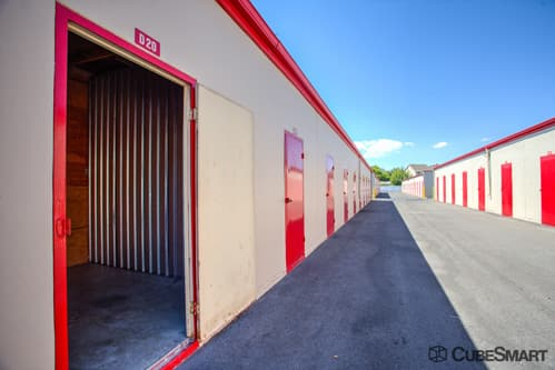 Self storage units at 4640 South 900 East