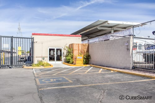 Cubesmart Self Storage In Mesa