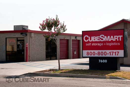 CubeSmart Self Storage in Riverside