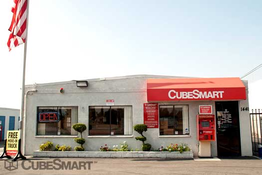 CubeSmart Self Storage in San Bernardino