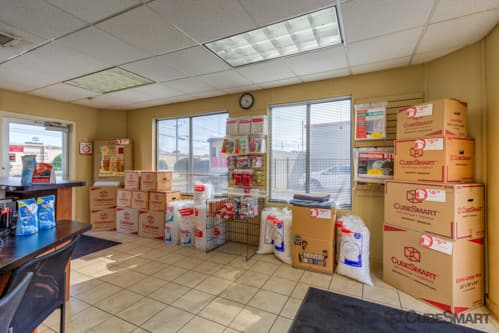Moving supplies sold at CubeSmart in Linden, NJ