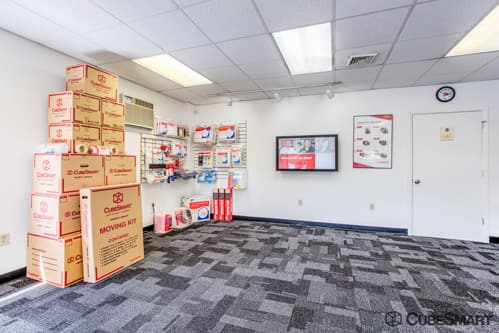 Moving supplies sold at CubeSmart in South Windsor, CT