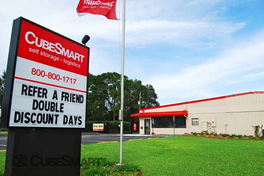CubeSmart Self Storage in Fernandina Beach