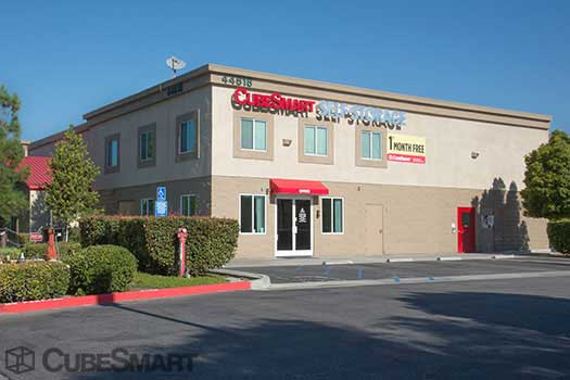 CubeSmart Self Storage in Temecula
