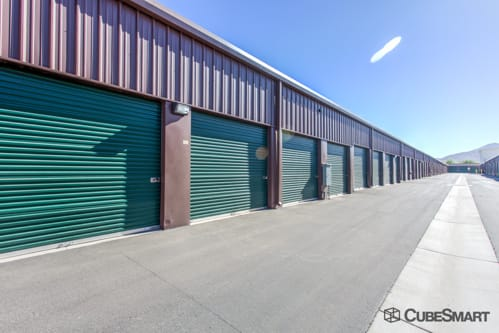 Self storage units at 17635 East Riggs Road