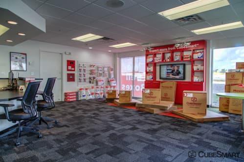 ... FL CubeSmart Self Storage Office In Davie, FL