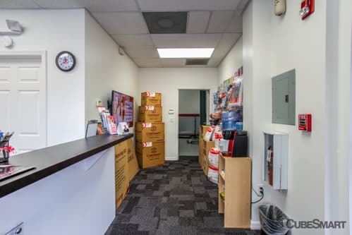 Moving supplies sold at CubeSmart in Naples, FL