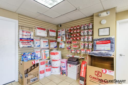 Moving supplies sold at CubeSmart in North Babylon, NY