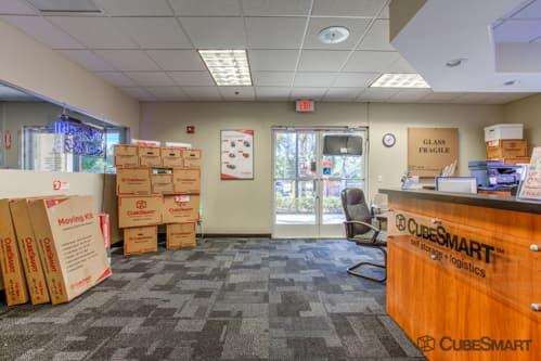 ... CubeSmart Self Storage Office In Boca Raton, ...