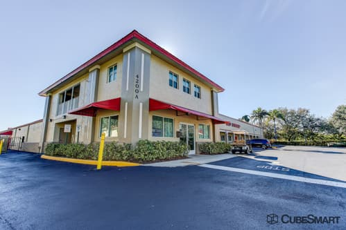 CubeSmart Self Storage In West Palm Beach