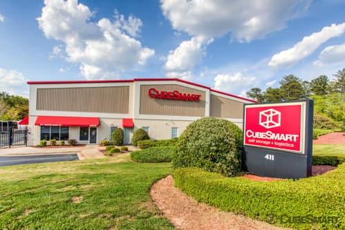 CubeSmart Self Storage in Alpharetta