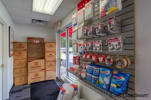 Moving supplies sold at CubeSmart in Peachtree Corners, GA