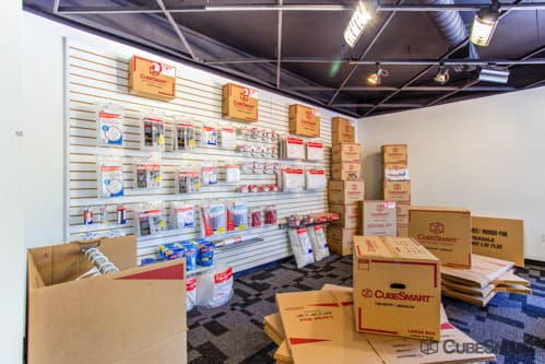 Moving supplies sold at CubeSmart in Norcross, GA