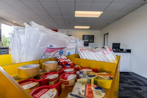 Moving supplies sold at CubeSmart in Duluth, GA