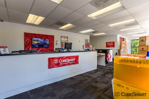 CubeSmart Self Storage office in Beltsville, MD