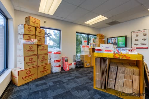 Moving supplies sold at CubeSmart in Upper Marlboro, MD