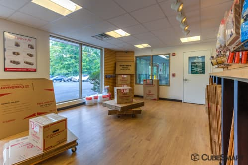 Moving supplies sold at CubeSmart in Temple Hills, MD