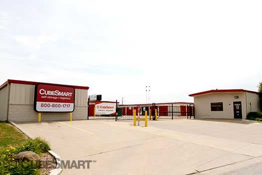 CubeSmart Self Storage in Joliet