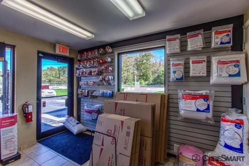 Moving supplies sold at CubeSmart in Wheeling, IL