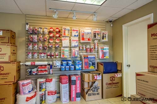 Moving supplies sold at CubeSmart in Old Saybrook, CT