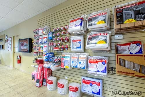 Moving supplies sold at CubeSmart in Warrenville, IL