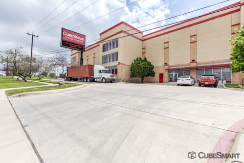 CubeSmart Self Storage in San Antonio