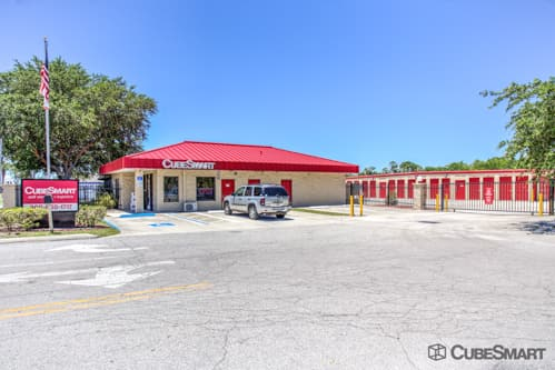 CubeSmart Self Storage In Sanford