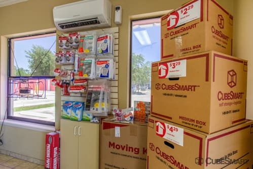... FL Moving Supplies Sold At CubeSmart In Sanford, FL