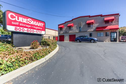 CubeSmart Self Storage in Fremont