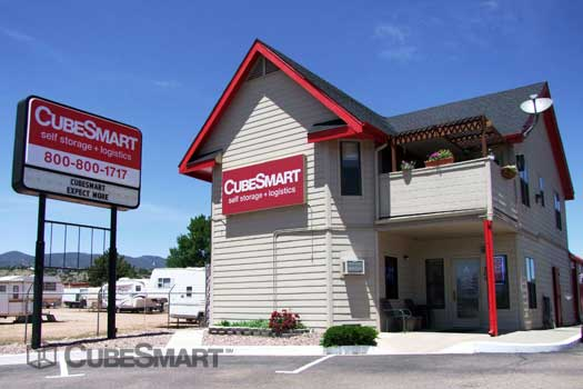 CubeSmart Self Storage in Colorado Springs