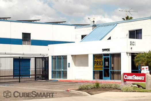 CubeSmart Self Storage in Walnut