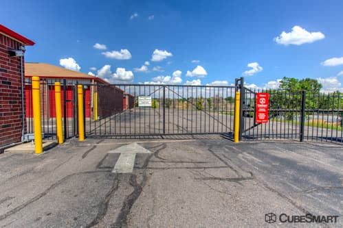 Storage area access gate in Denver, CO