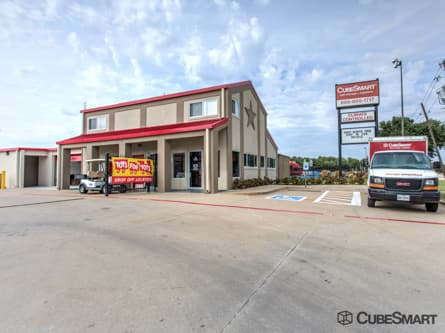 CubeSmart Self Storage in Dallas