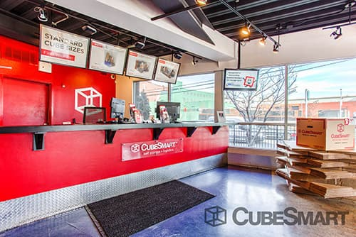 CubeSmart Self Storage office in Bronx, NY