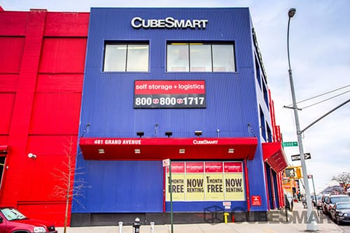 CubeSmart Self Storage in Brooklyn