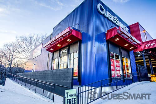 CubeSmart Self Storage in Bronx