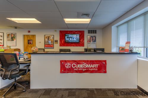 CubeSmart Self Storage office in Montgomeryville, PA