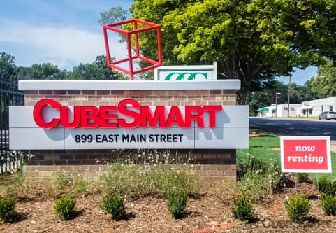 A CubeSmart Facility Photo in Spartanburg, SC
