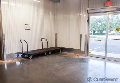 A CubeSmart Facility Photo in St  Augustine, FL