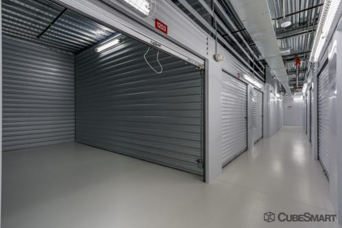 Interior self storage units at 1202 Shepherd Drive