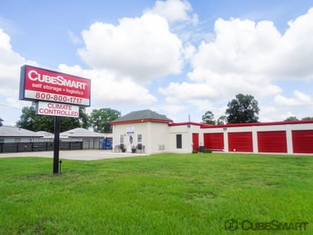 A CubeSmart Facility Photo in Bossier City, LA