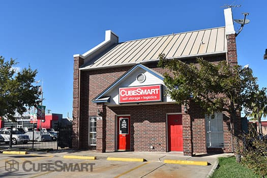 A CubeSmart Facility Photo in Corpus Christi, TX