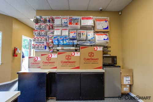 Moving supplies sold at CubeSmart in Tyler, TX