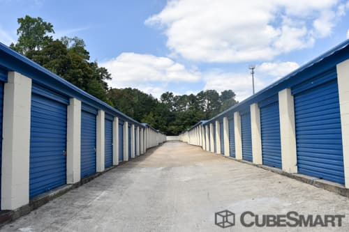 Self Storage Units At 5985 South Norcross Tucker Road In