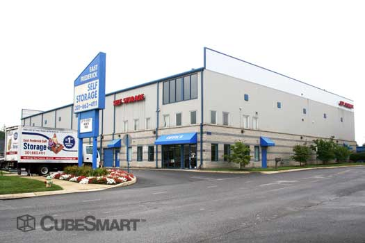 CubeSmart Self Storage in Frederick