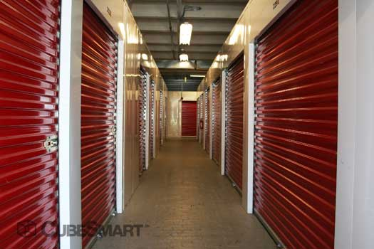 Interior self storage units in Baltimore, MD