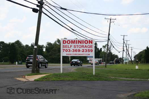 CubeSmart Self Storage in Manassas