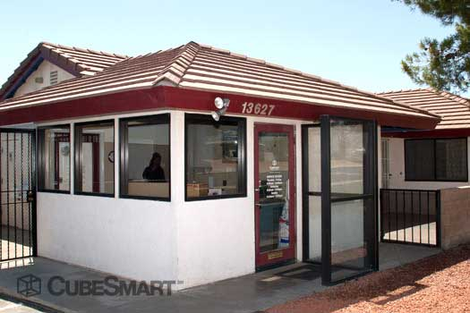 A CubeSmart Facility Photo in Victorville, CA
